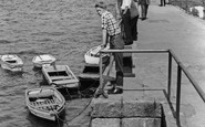 Falmouth, Fish Strand Quay c1960