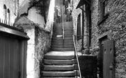 Falmouth, Jacob's Ladder 1924