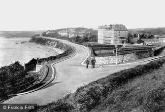 Falmouth, Marine Drive 1908