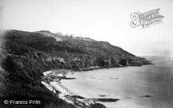 Falmouth, Pendennis Castle c.1871
