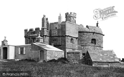 Falmouth, Pendennis Castle c.1876