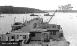 Pier c.1950, Falmouth