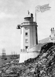 Falmouth, St Anthony's Lighthouse 1890