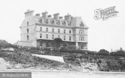 Falmouth, The Hotel 1893