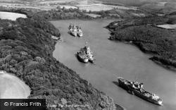 Falmouth, The River Fal c.1946