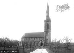 Far Headingley, St Chad's Church 1891