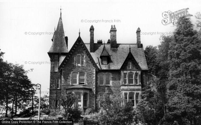 Photo of Far Headingley, Weetwood Court c.1965