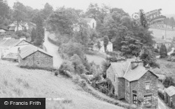 The Village c.1955, Far Sawrey