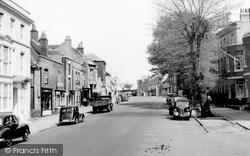 Fareham, High Street c.1950