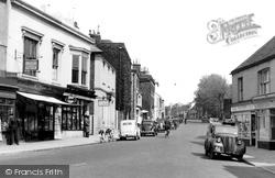 Fareham, High Street c.1955