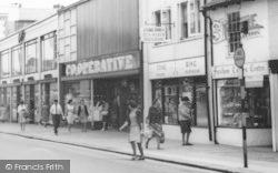 Fareham, People In West Street c.1965
