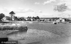Fareham, The Harbour c.1960