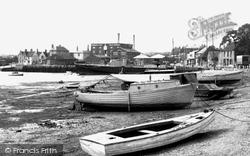 Fareham, The Quay c.1950