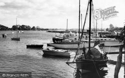 Fareham, The Quay c.1960