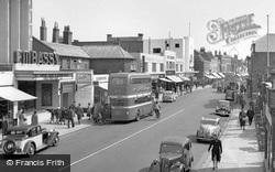 Fareham, West Street 1952