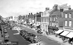 Fareham, West Street 1960