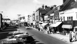 Fareham, West Street c.1955