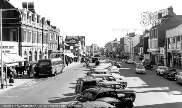 Photo of Fareham, West Street c.1960