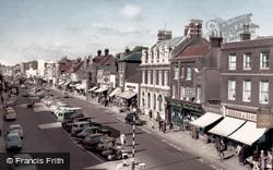Fareham, West Street c.1960