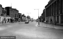 Fareham, West Street c.1965