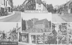 Faringdon, Composite c.1955