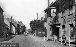 Faringdon, Gloucester Street c.1955