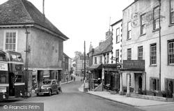 Faringdon, Market Place c.1955