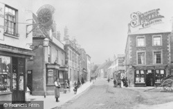 Faringdon, Marlborough Street 1904