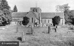 The Church c.1960, Faringdon