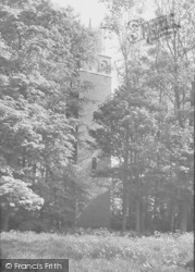 Faringdon, The Folly c.1960
