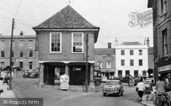 Faringdon, Town Hall c.1960