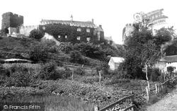 Farleigh Hungerford, Castle 1900