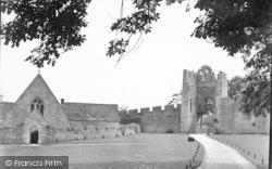 Farleigh Hungerford, Castle c.1938