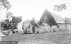 Farleigh Hungerford, Castle Chapel 1900