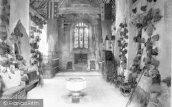 Farleigh Hungerford, Castle Chapel 1907