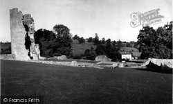 Farleigh Hungerford, Castle, Lady Tower c.1955