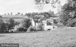 Farleigh Hungerford, General View c.1955