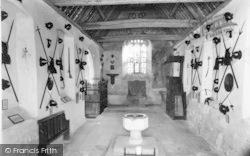 Farleigh Hungerford, The Castle Chapel c.1960