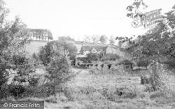 Farleigh Hungerford, The Manor c.1955