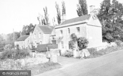Farleigh Hungerford, The Post Office c.1955