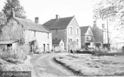 Farleigh Hungerford, The Village c.1955