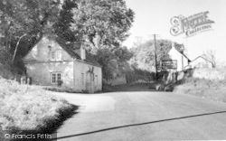 Farleigh Hungerford, Turnpike Cottage c.1960