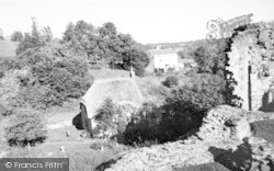Farleigh Hungerford, Water Cress Cottage c.1960