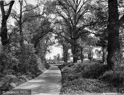 Farley Green, August Lane 1927