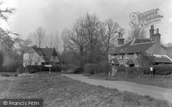 Farley Green, The Village c.1950