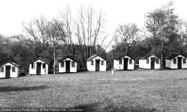 Photo of Farley Green, Tree Tops Holiday Camp c.1955