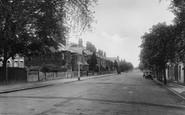 Farnborough, 1925