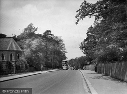 Farnborough, 1934