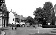 Farnborough, Alexandra Road c.1955