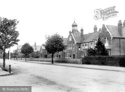 Farnborough, Alexandra Road, The National Children's Home 1903